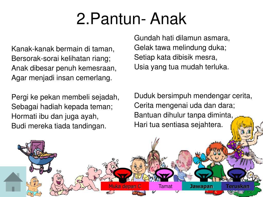 Ppt 1 Pantun Negaraku Tercinta Powerpoint Presentation Free Download Id 4978102
