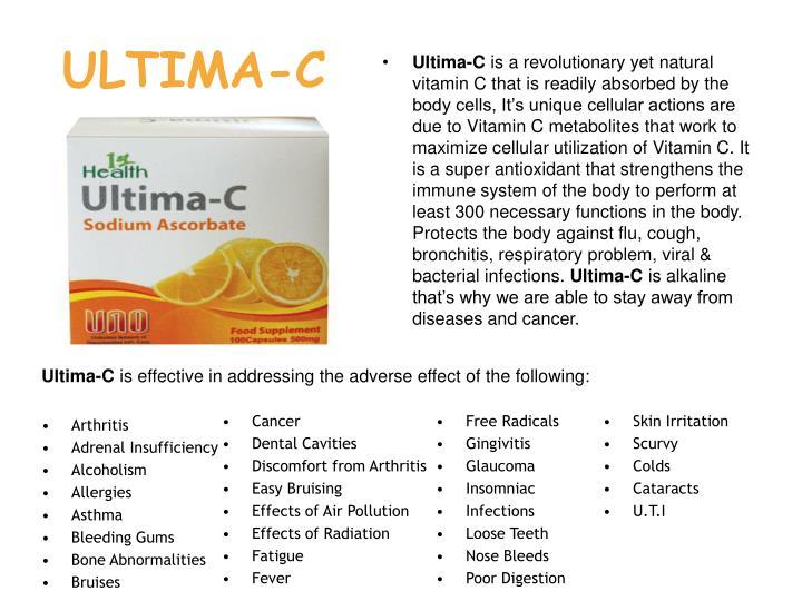 ULTIMA-C