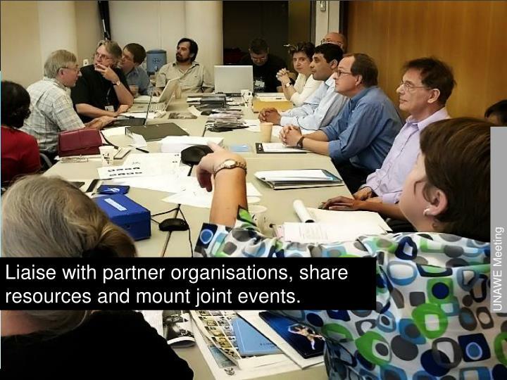 UNAWE Meeting