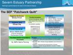 the sep patchwork quilt