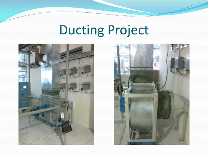 Ducting Project
