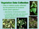 vegetation data collection1
