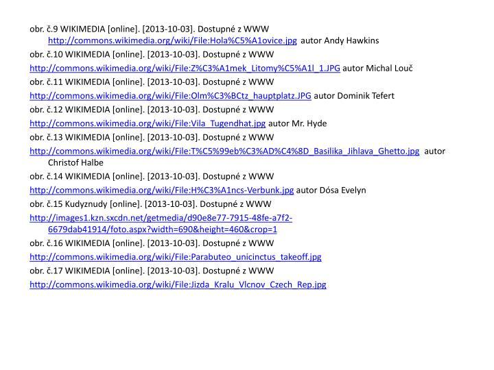 obr. č.9 WIKIMEDIA [online]. [2013-10-03]. Dostupné z WWW