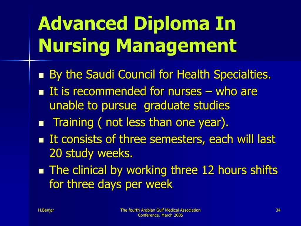 PPT - Nurse Managers Development Program PowerPoint
