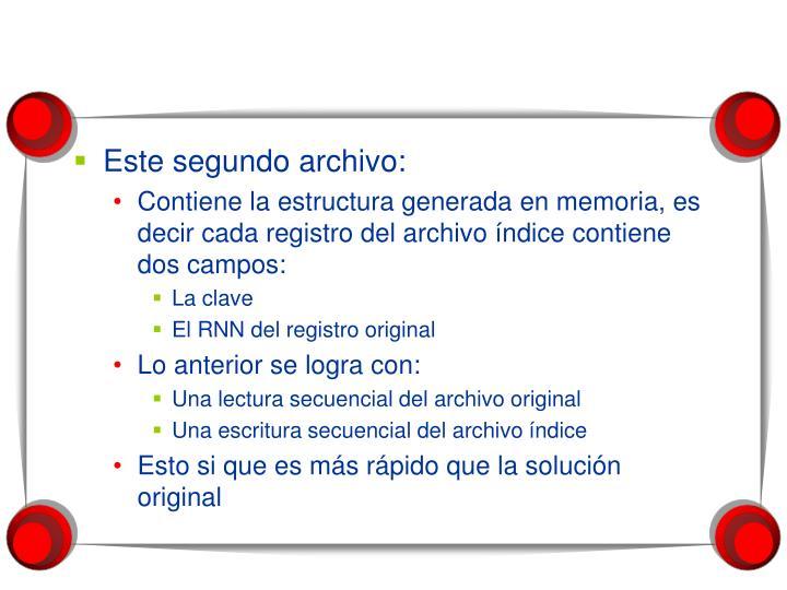 Este segundo archivo: