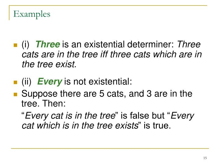 existential sentences in english pdf milsark