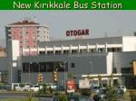 new k r kkale bus station