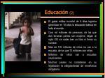 educaci n 2