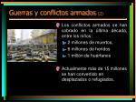 guerras y conflictos armados 2