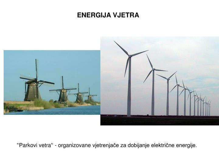 ENERGIJA V