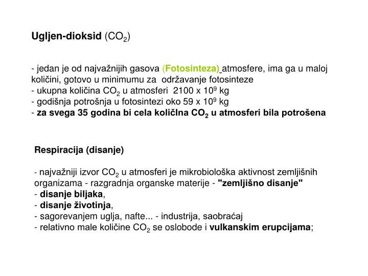 Ugljen-dioksid