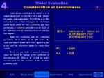 model evaluation consideration of sensibleness