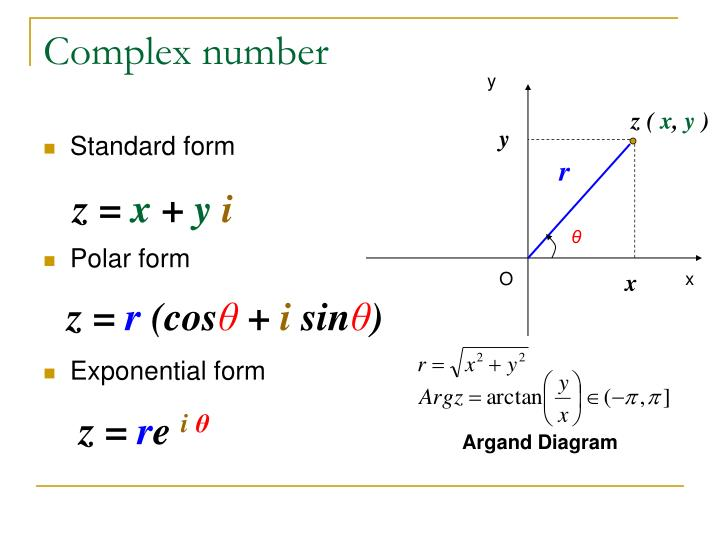 Ppt Complex Number Powerpoint Presentation Id4983846