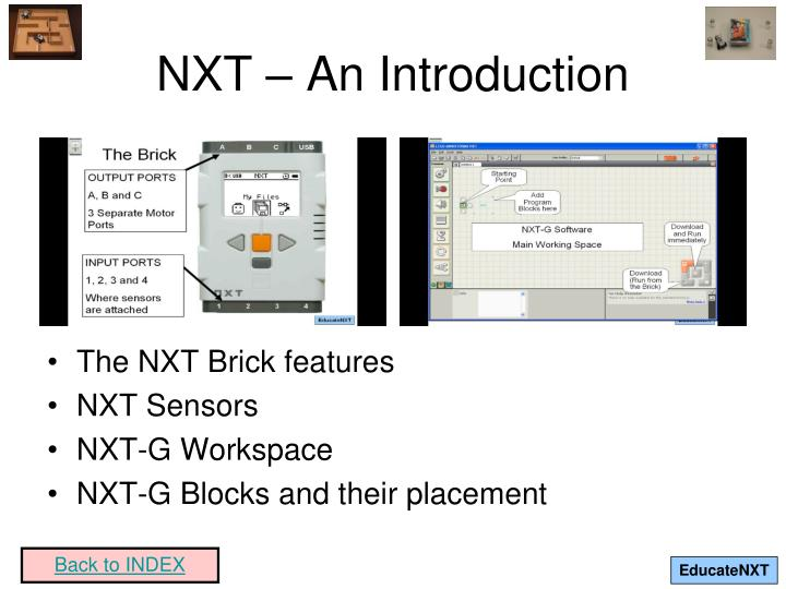Nxt an introduction