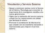 vinculaci n y servicio externo1