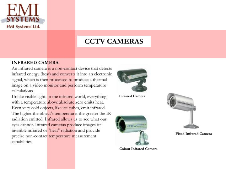 Colour Infrared Camera