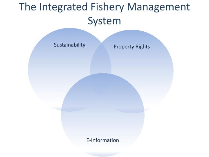 The Integrated Fishery Management System