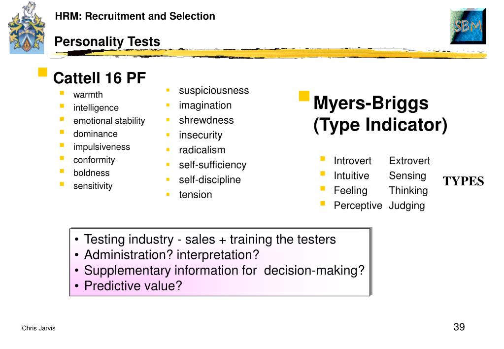 PPT - Recruitment and Selection Acquiring Staff for the