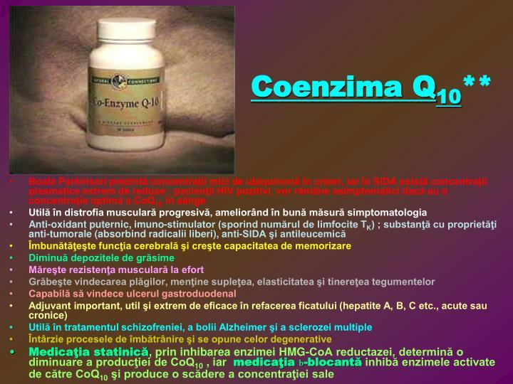 Coenzima Q