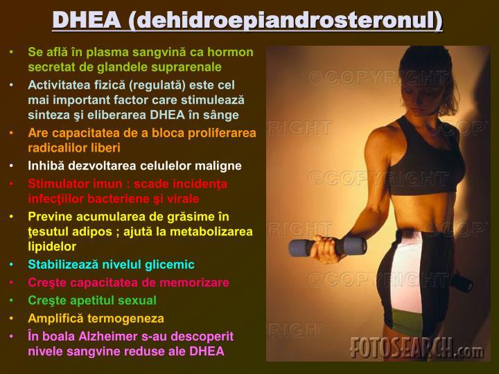 DHEA (dehidroepiandrosteronul)