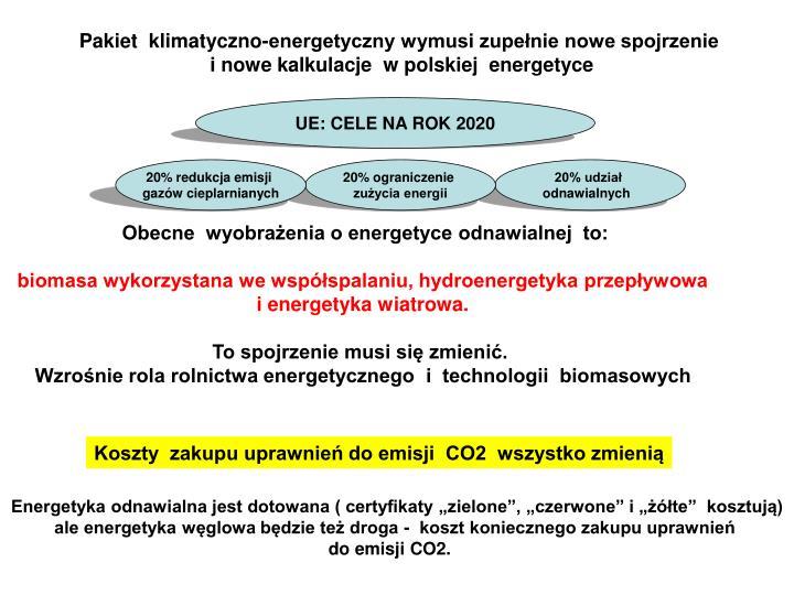 UE: CELE NA ROK 2020