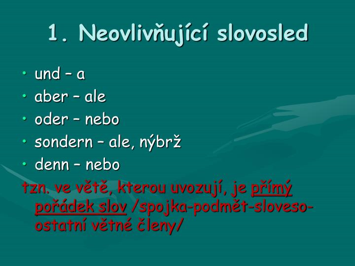 1 neovliv uj c slovosled