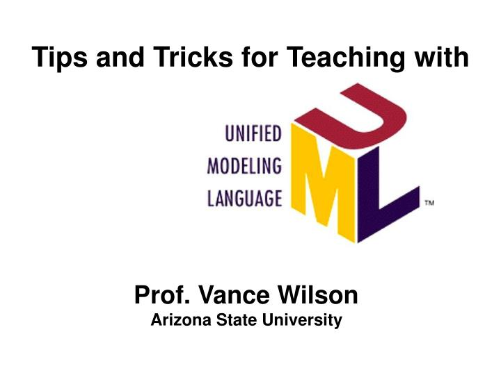 tips and tricks for teaching with n.