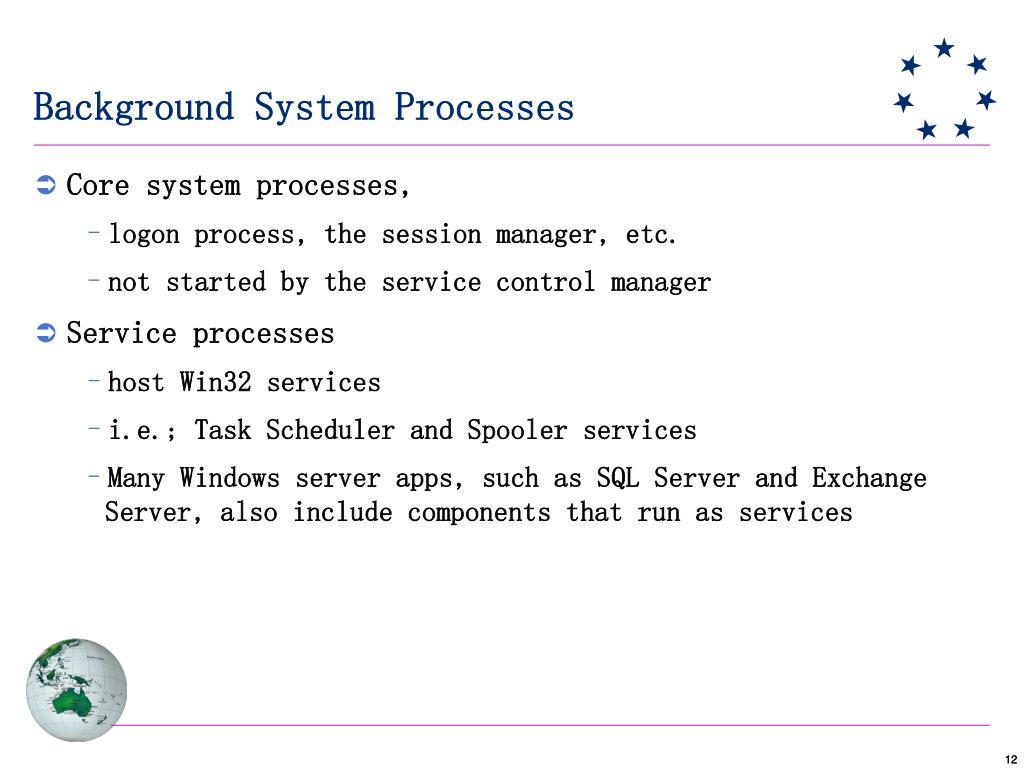 PPT - Windows OS Principles PowerPoint Presentation - ID:4987471