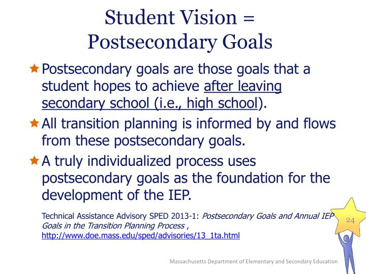 Student Vision =
