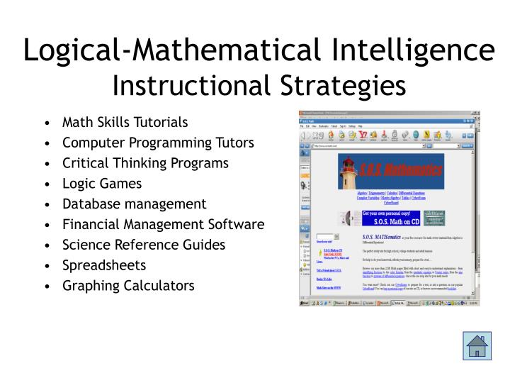 Ppt Multiple Intelligences And Multimedia Powerpoint Presentation