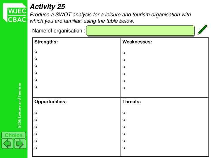 Activity 25