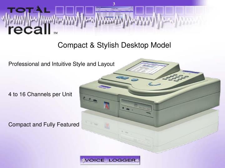 Models desktop