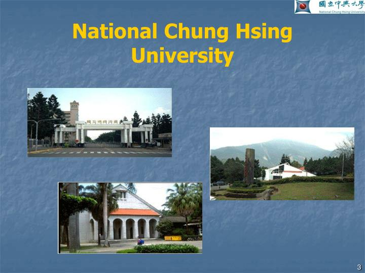 National chung hsing university1