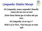 campanha dialeto marujo1