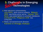 3 challenges in emerging technologies4
