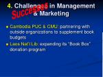 4 challenges in management marketing4