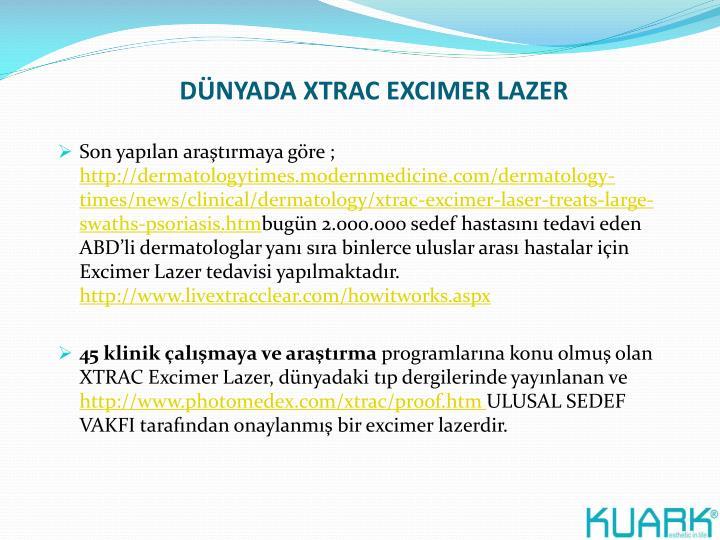 Ppt Xtrac Excimer Lazer Powerpoint Presentation Id 4990353