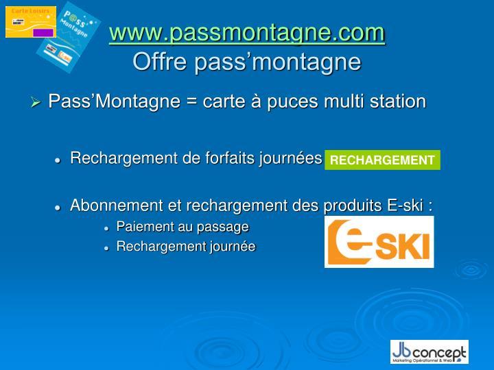 www.passmontagne.com