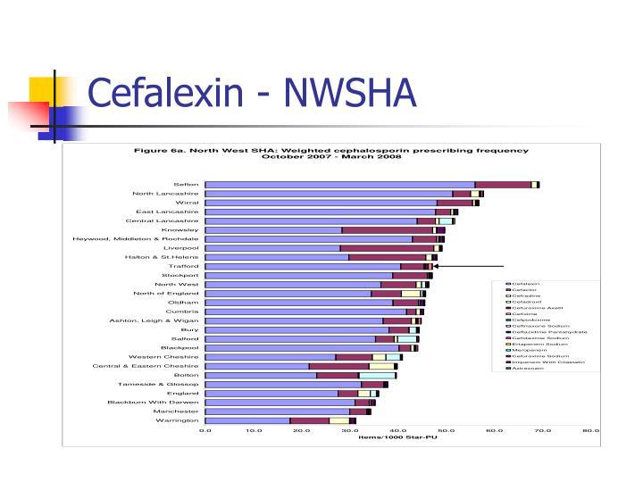 Cefalexin - NWSHA