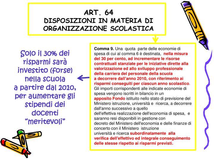 ART. 64