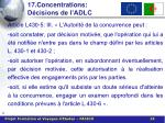 17 concentrations d cisions de l adlc1
