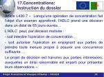 17 concentrations instruction du dossier1