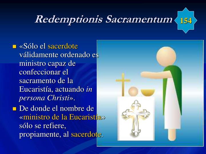Redemptionis sacramentum1