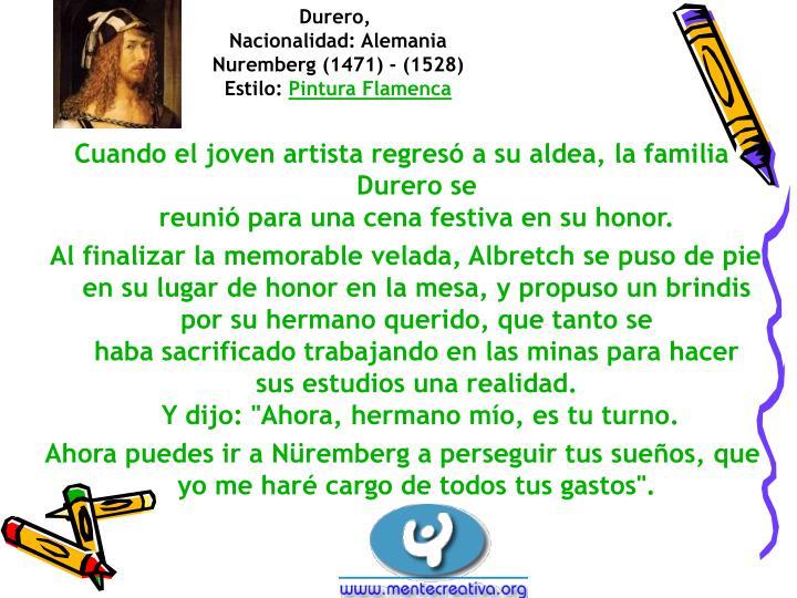 Durero,