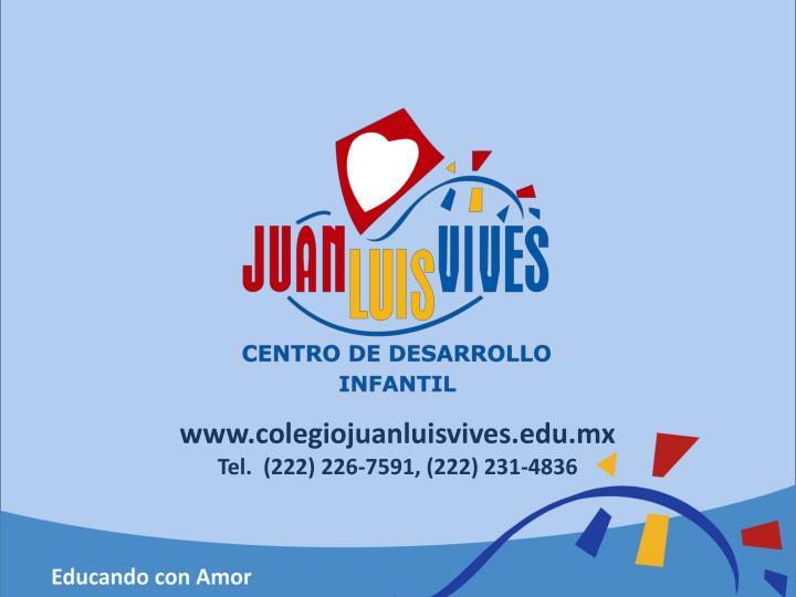 www.colegiojuanluisvives.edu.mx