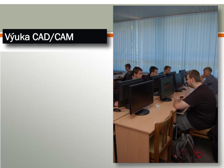 Výuka CAD/CAM
