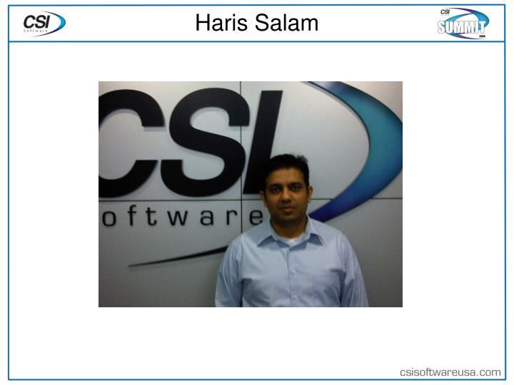 Haris Salam