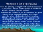 mongolian empire review1