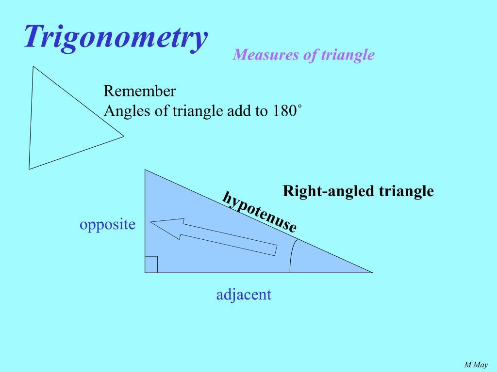 PPT - Trigonometry PowerPoint Presentation, free download ...