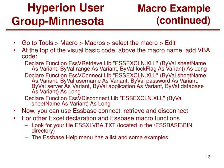how to write macros in excel using visual basic